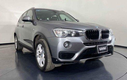 BMW X3 2017 barato en Cuauhtémoc