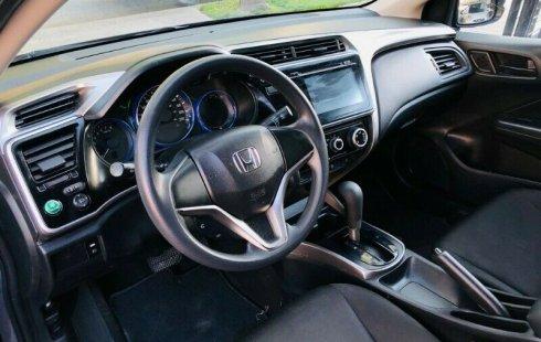 Auto Honda City 2017 de único dueño en buen estado