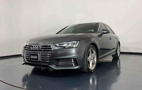 Auto Audi A4 2018 de único dueño en buen estado