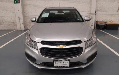 Auto Chevrolet Cruze LS  2015 de único dueño en buen estado