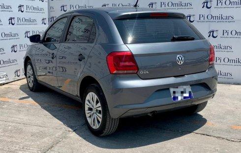 Volkswagen Gol 2020 en buena condicción