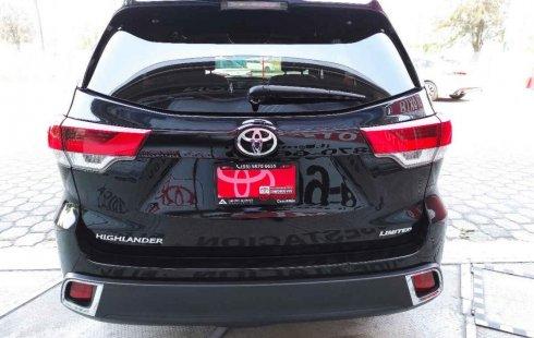 Toyota Highlander Limited 2019 barato en Cuautitlán Izcalli