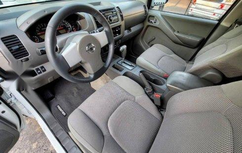 Nissan Frontier 4X4 2014 Crédito Seminueva