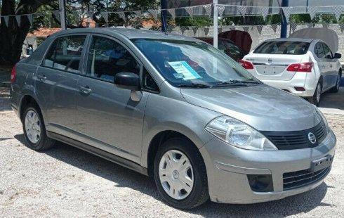 Nissan Tiida Sense 2018 en buena condicción