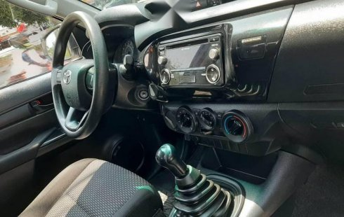 Toyota hilux sr 2016 impecable