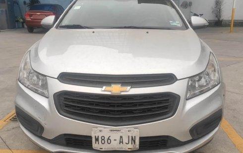 Venta coche Chevrolet Cruze 2015 , Ciudad de México