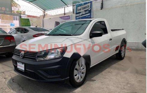Volkswagen Saveiro Starline 2018 impecable en Guadalajara