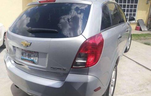 Chevrolet captiva 6 cilindros 2013c de empresa