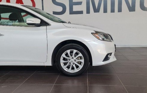 Nissan Sentra SE 2017 barato en Aguascalientes
