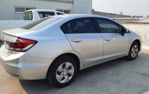 Honda Civic 2014 usado en Iztapalapa