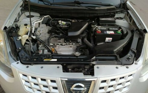 Nissan Rogue 2008 SL Equipada Eléctrica Piel Rines 4Cilindros CD Automática