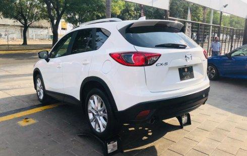 Auto Mazda CX-5 2014 de único dueño en buen estado