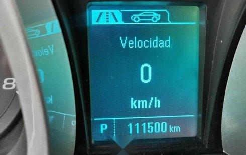 Chevrolet Equinox 2017 5p LS L4/2.4 Aut