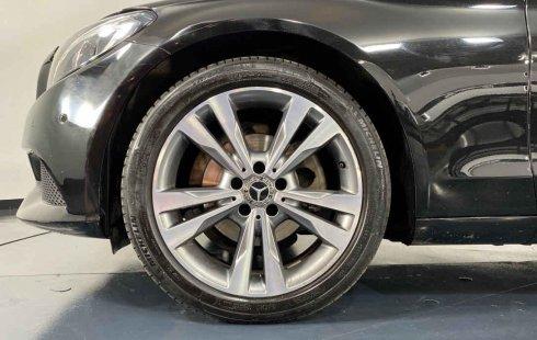 Mercedes-Benz Clase C 2018 impecable en Cuauhtémoc