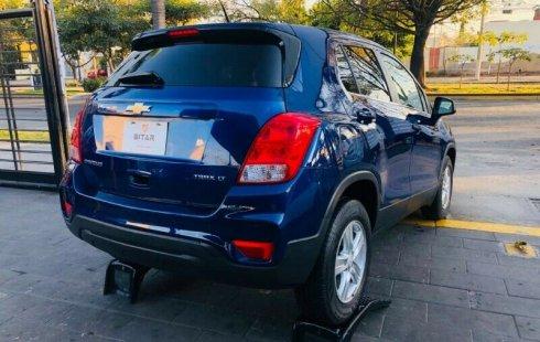 Se pone en venta Chevrolet Trax LT 2017