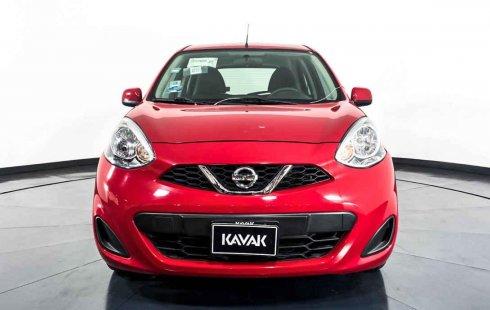 Nissan March 2018 en buena condicción