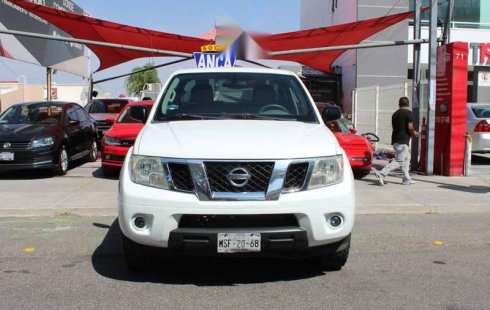 Nissan Frontier NP300 2014 4p Pro-4X V6/4.0 Aut 4x