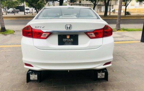 Honda City 2014 en buena condicción