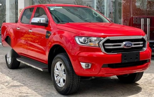 Ford Ranger 2020 2.5 Xlt Cabina Doble 4x2 Mt
