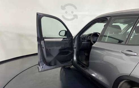 46549 - BMW X3 2017 Con Garantía At