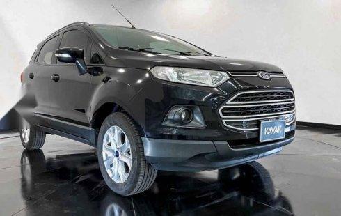 39478 - Ford Eco Sport 2016 Con Garantía At