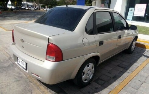 Vendo Chevy Sedan mod 2010