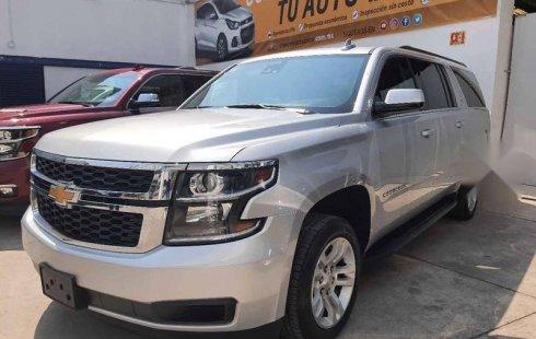 Chevrolet Suburban 2019 5p LT V8/5.3 Aut Piel 2da/