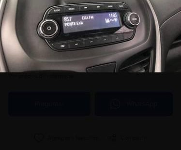 CHEVROLET SPARK LT, manual, 2018