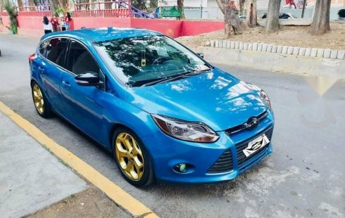 Ford Focus 2013 impecable en Azcapotzalco
