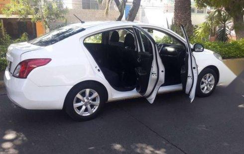 Nissan Versa Advance 2012 usado en Tlaquepaque