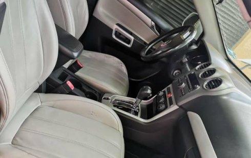 Se vende urgemente Chevrolet Captiva 2011 en Miguel Hidalgo