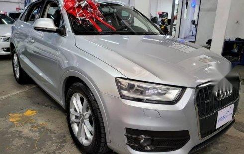 Auto Audi Q3 2013 de único dueño en buen estado
