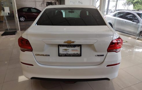Chevrolet Cavalier 2018 usado en Azcapotzalco