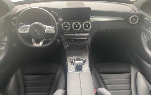 Mercedes-Benz Clase C 2020 en buena condicción