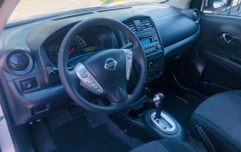 Se vende urgemente Nissan Versa Sense 2018 en Zapopan
