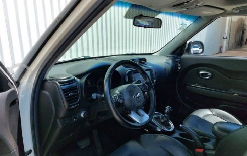 Kia Soul 2018 2.0 EX Pack At