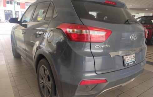 Hyundai Creta 2017 barato en Cuauhtémoc
