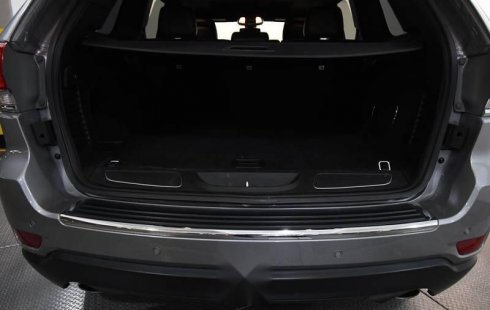 Jeep Grand Cherokee 2018 3.6 V6 Limited Lujo 4x2