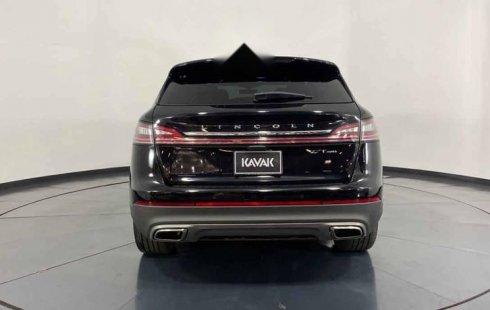 46845 - Lincoln Nautilus 2019 Con Garantía At