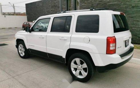 jeep PATRIOT 2011 como nueva 4x4 limited edition