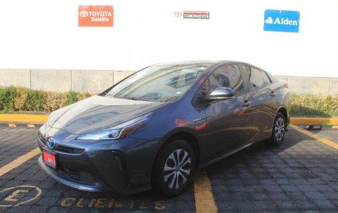 Toyota Prius BASE 2020 usado en Tlalnepantla