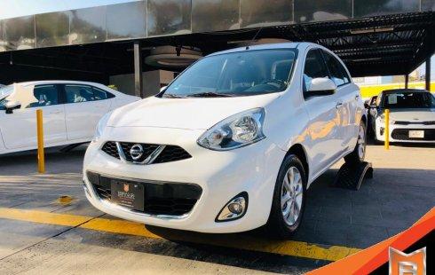 Se pone en venta Nissan March Advance 2016