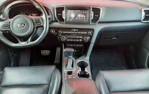 Kia Sportage 2016 5p SXL L4/2.4 Aut AWD