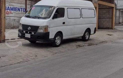 Pongo a la venta cuanto antes posible un Nissan Urvan en excelente condicción