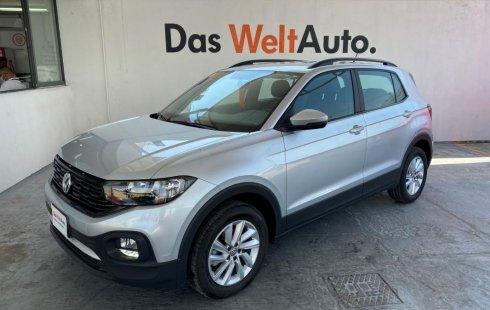 Se pone en venta Volkswagen T-Cross Comfortline 2020
