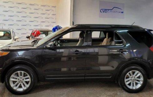 Ford Explorer Xlt 7Pas 2014 Fac Agencia