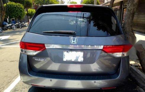 Se vende urgemente Honda Odyssey EXL 2015 en Benito Juárez