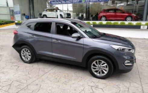Hyundai Tucson 2017 5p Limited L4/2.0 Aut