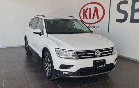Auto Volkswagen Tiguan 2018 de único dueño en buen estado
