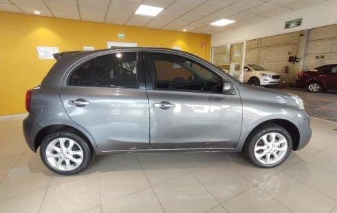 Venta de Nissan March 2018 usado Manual a un precio de 169900 en Azcapotzalco